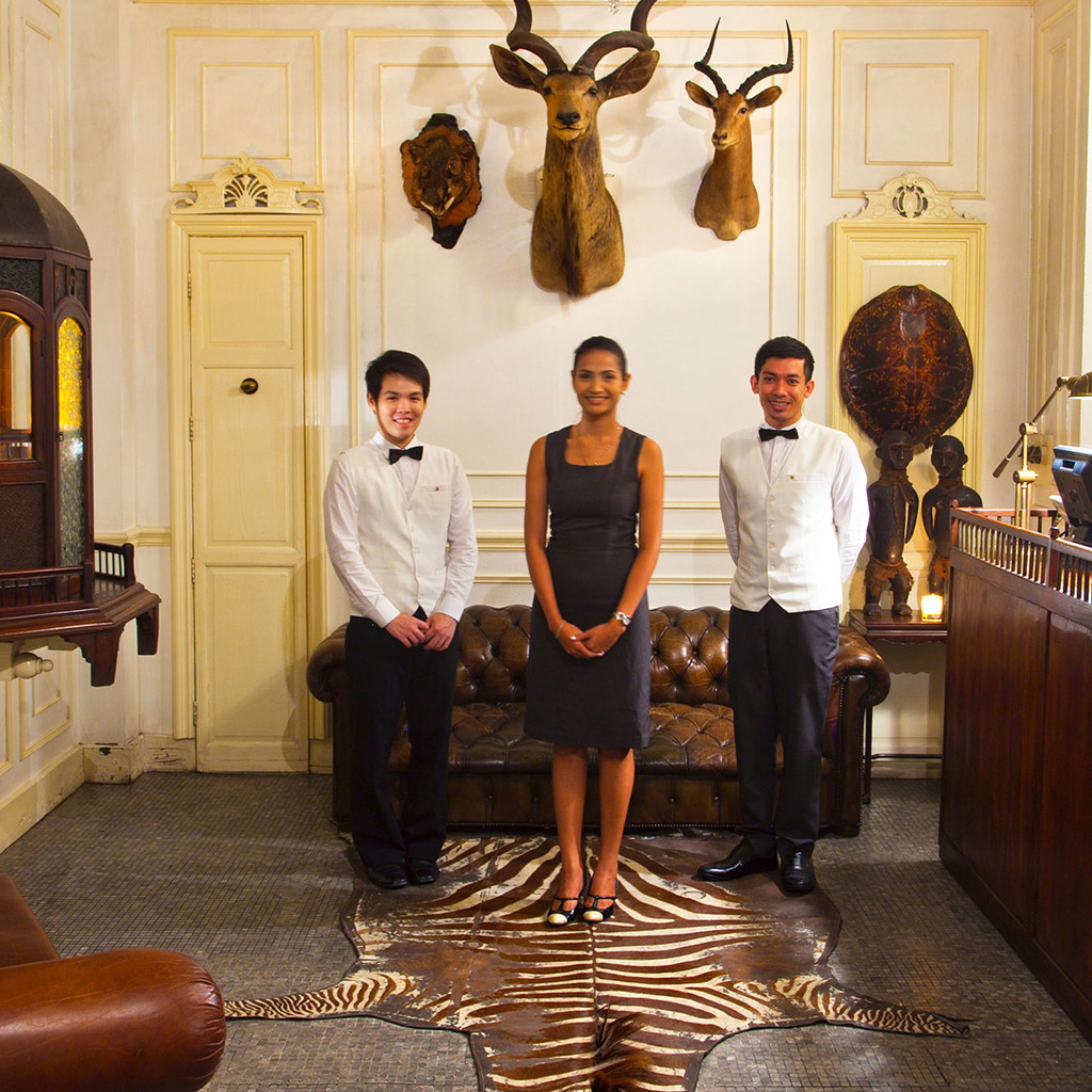 Best boutique hotels in bangkok travel leisure for Best boutique hotels