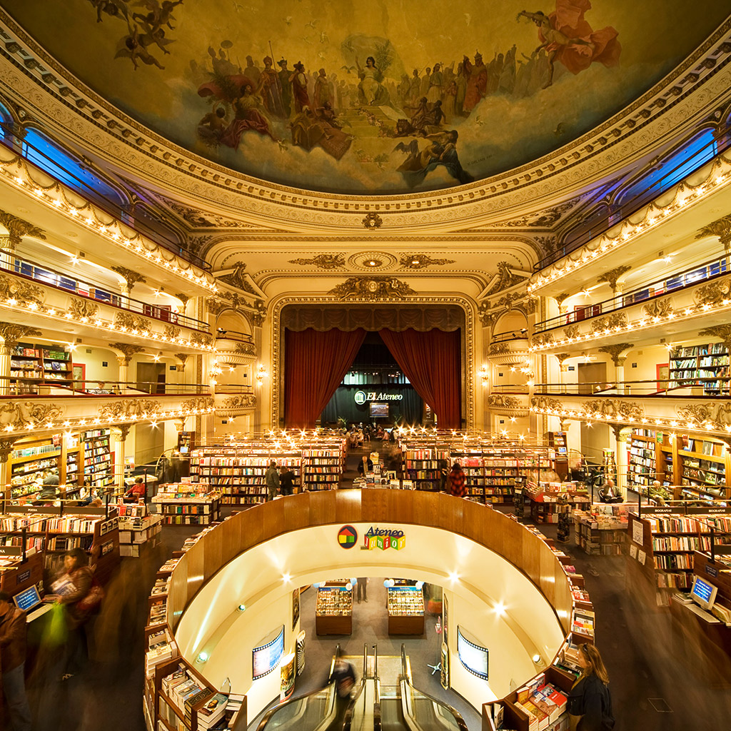 Top Bookstores In Buenos Aires Travel Leisure