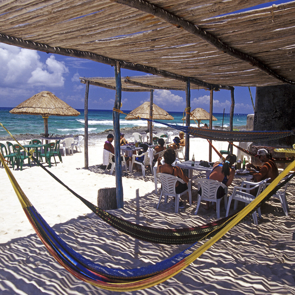 Best Beach Restaurants in Cancun