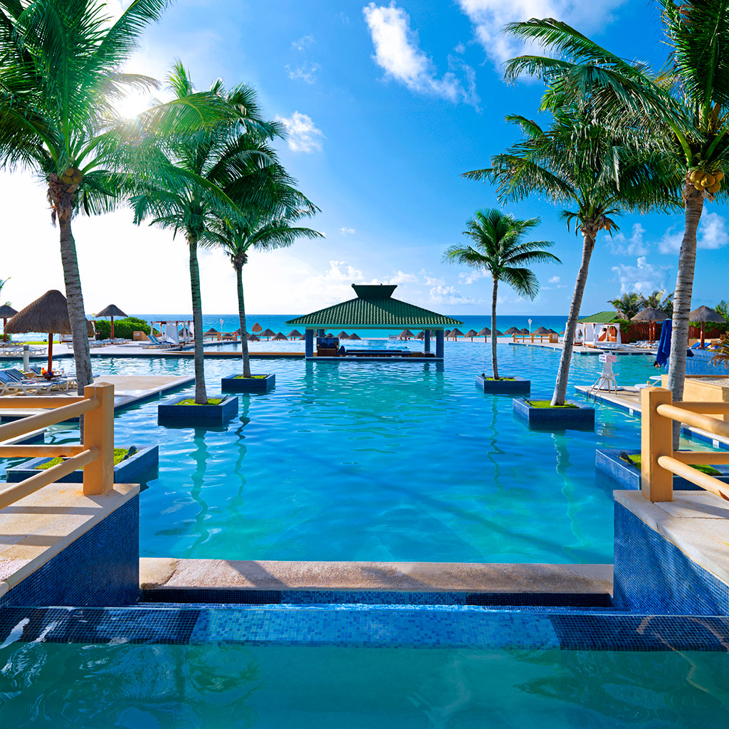 Best Pools In Cancun Travel Leisure