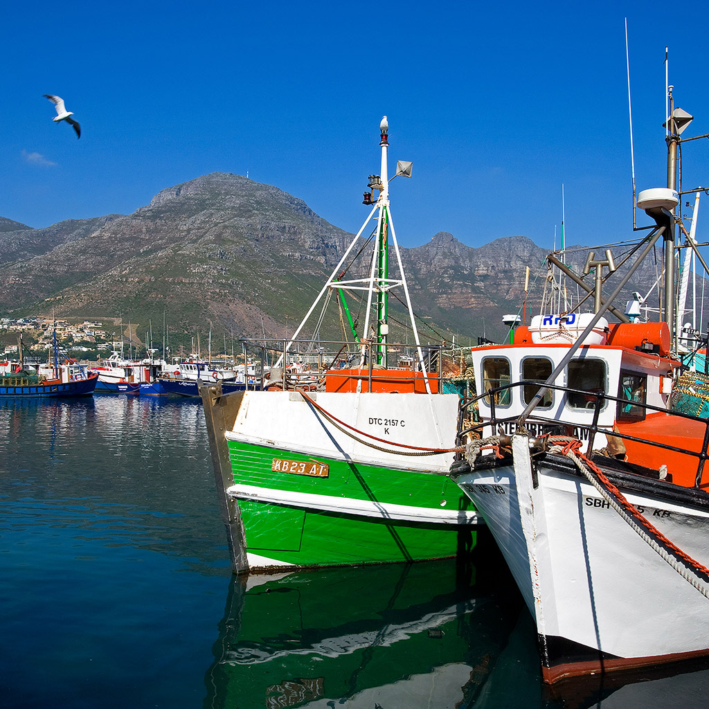 Most Charming Coastal Villages near Cape Town