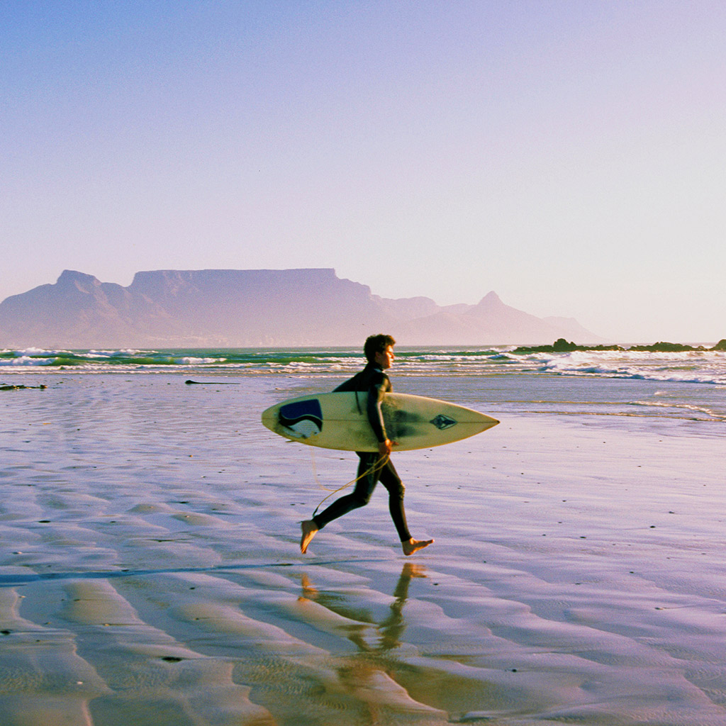 Where To Surf In Cape Town Travel Leisure