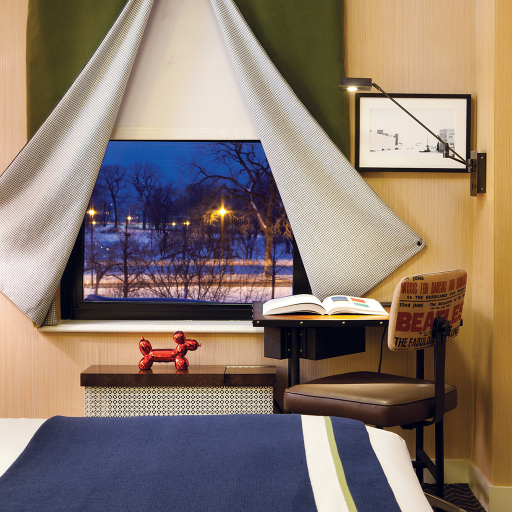 Chicago s best boutique hotels travel leisure for Boutique hotel