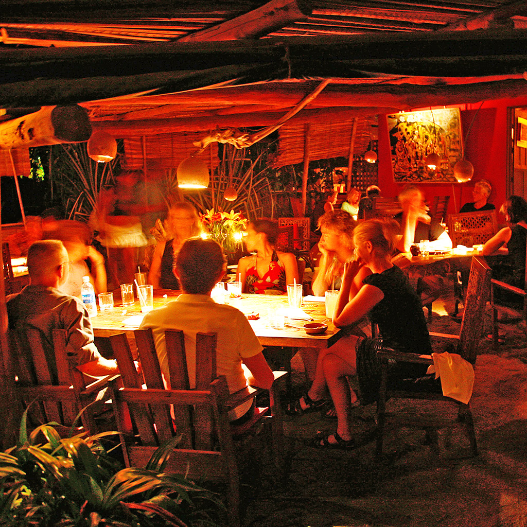 Best romantic restaurants in costa rica travel leisure for Romantic restaurant san jose