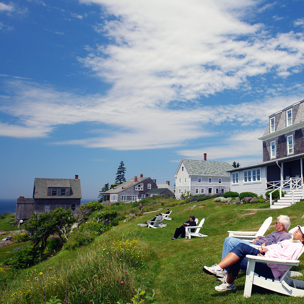 Maine's Best Island Inns