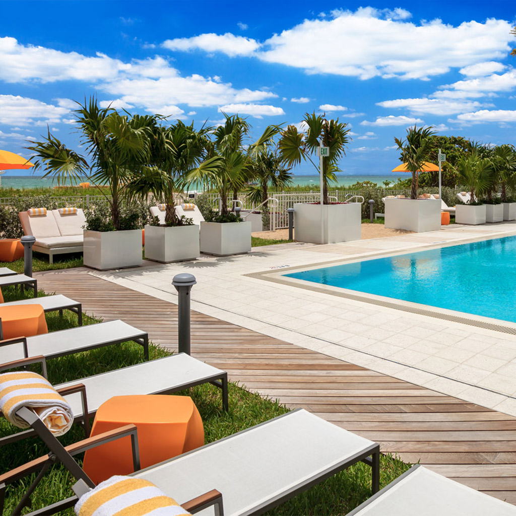 Best New Hotels in Miami 2014