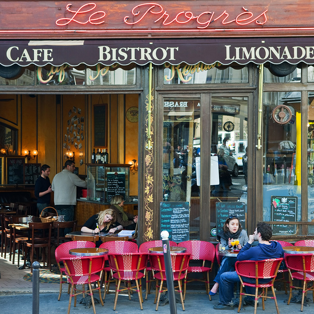 Best Cafés in Paris