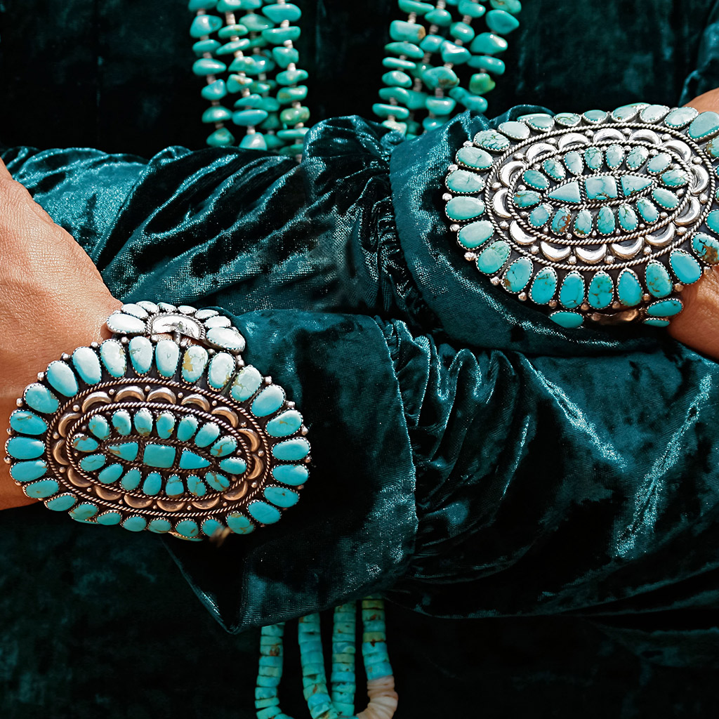 Top Spots for Turquoise in Santa Fe