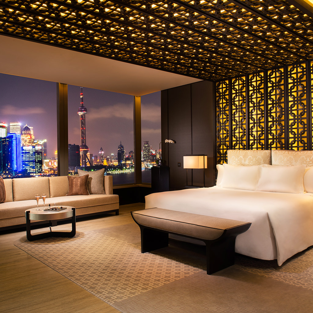 Most romantic hotels in shanghai travel leisure for Boutique hotels for couples
