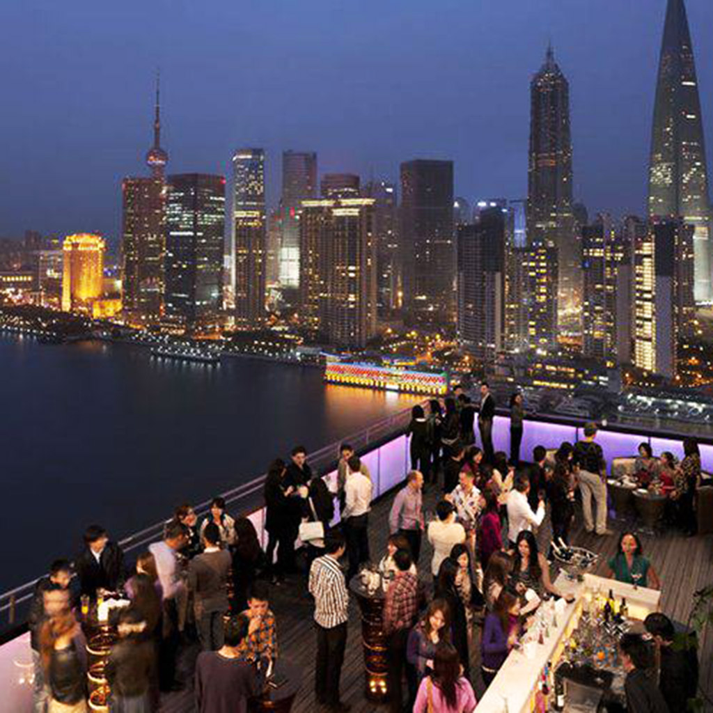 cool vacation photo ideas - Where to Go for Cocktails on the Bund in Shanghai