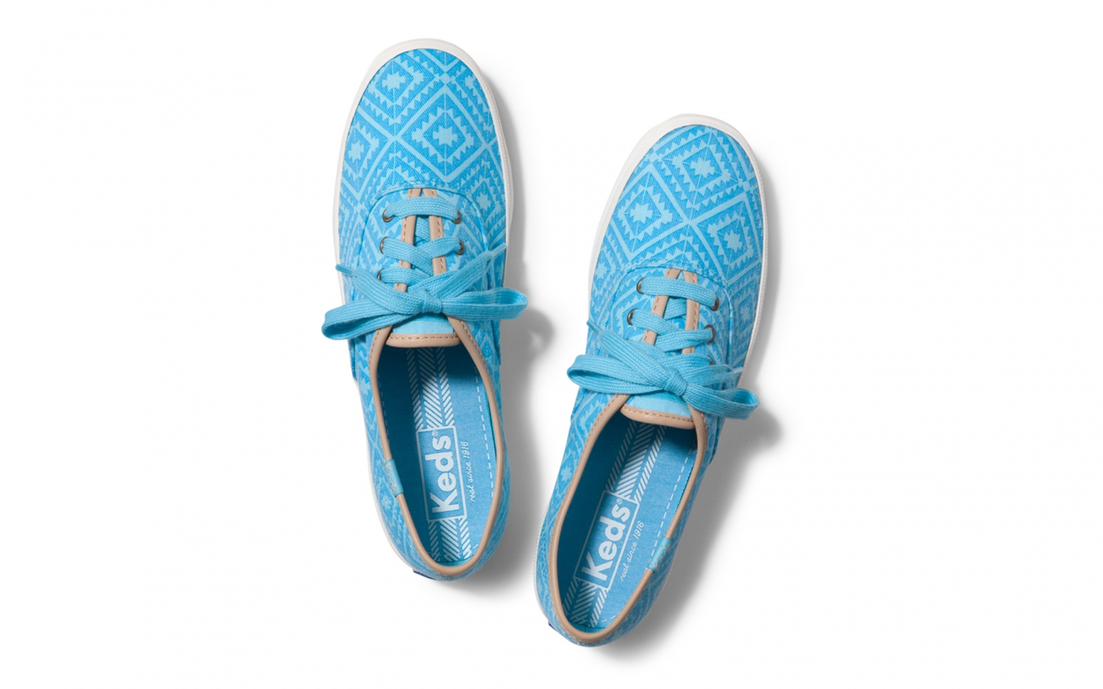 Keds women's lace-up sneakers