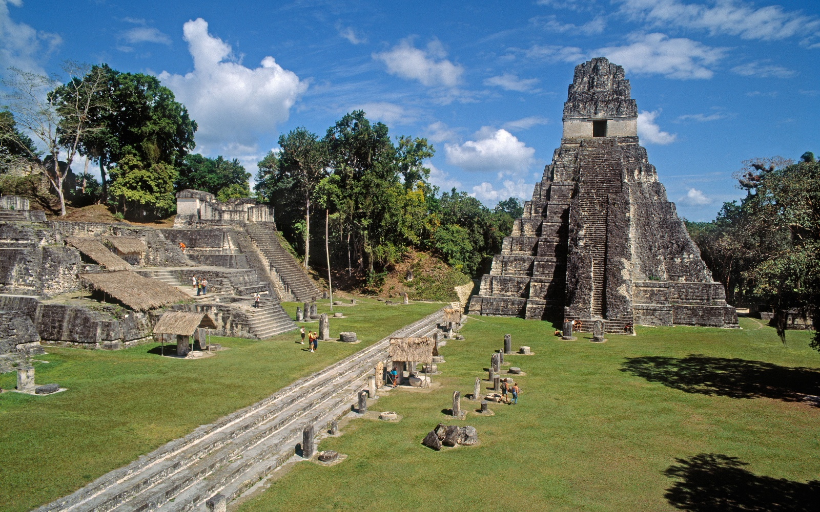 Eight Awe-Inspiring Pyramids From Around the World ...