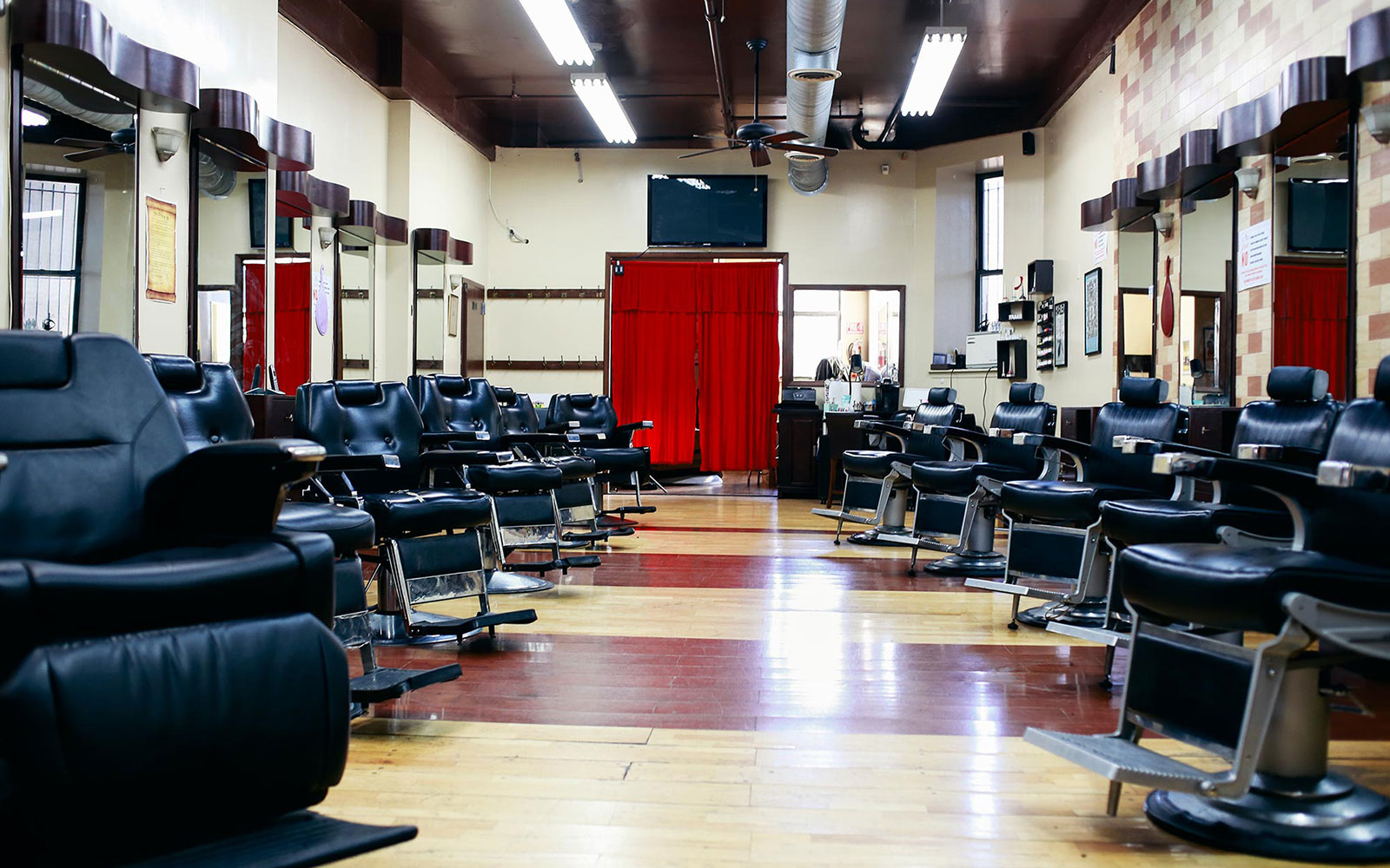 Barber And Beauty Shop : The Coolest Barber Shops in America Travel + Leisure