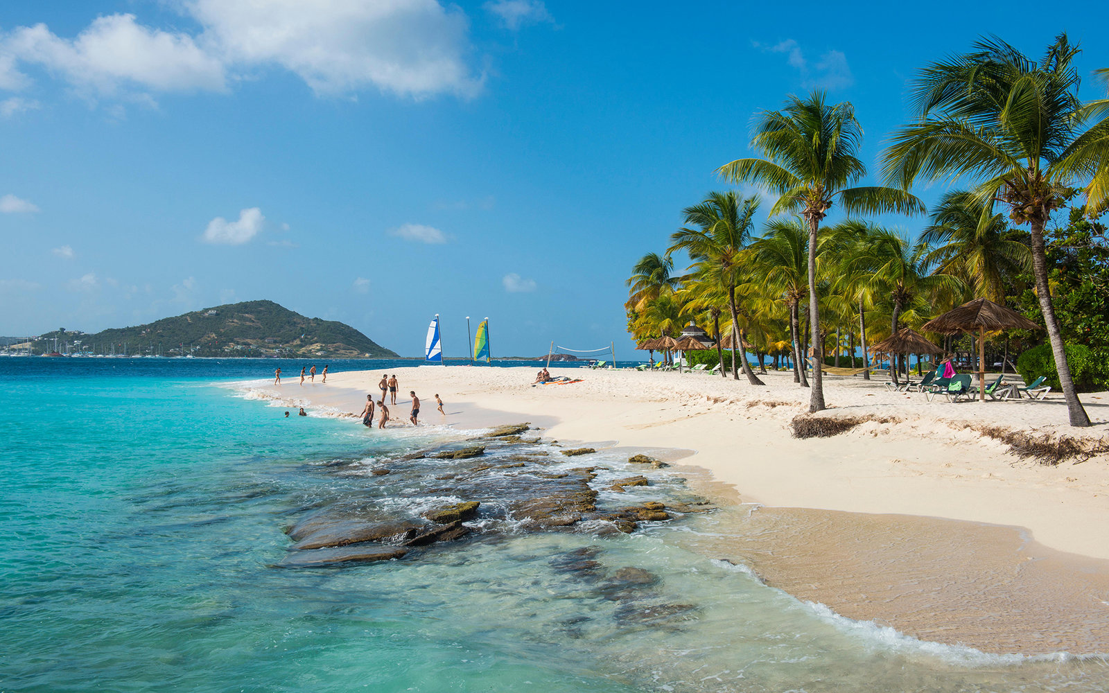 Palm Island  11 Private Island Escapes for Your Next