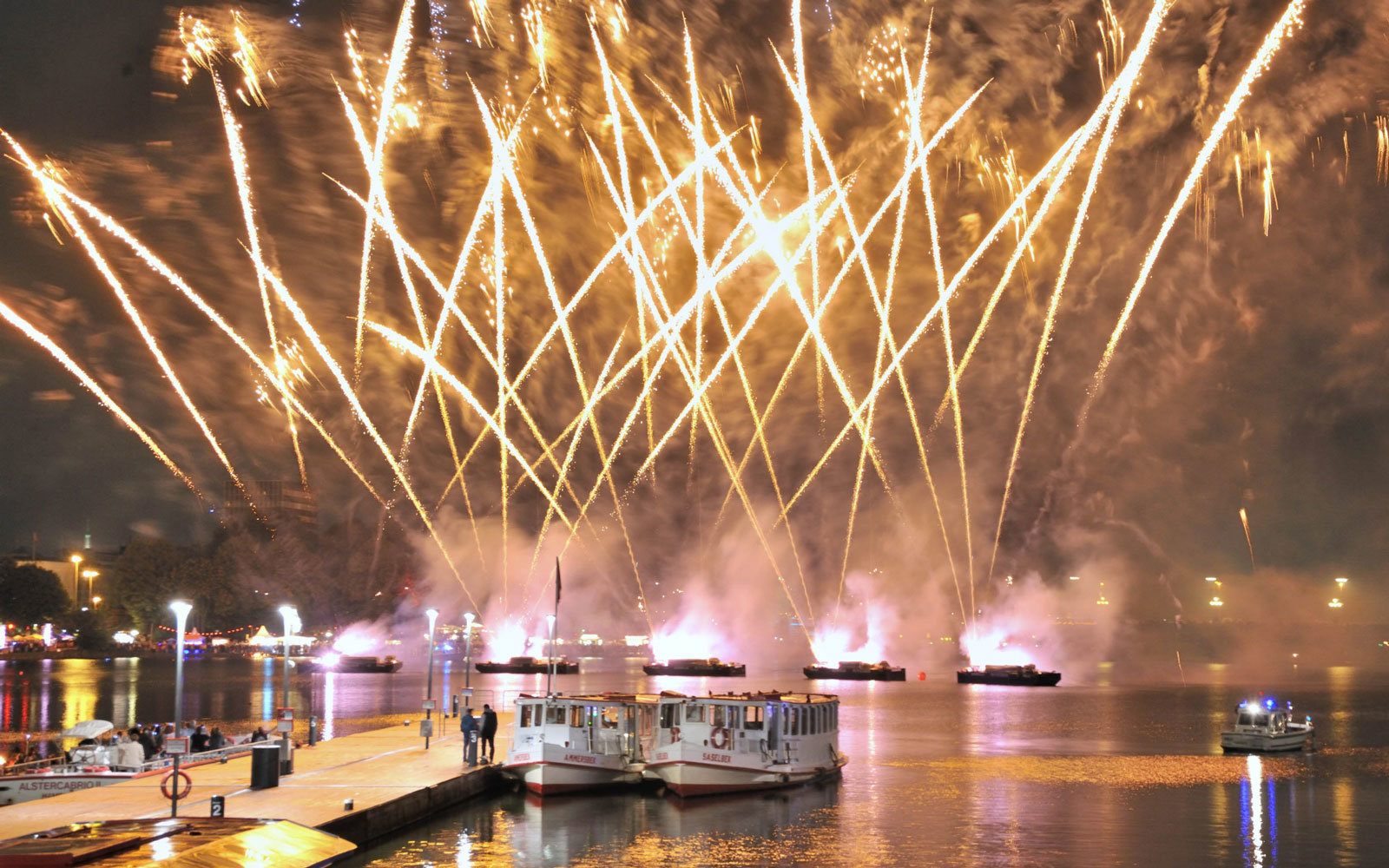 Free Things To Do In Hamburg For New Year S Travel Leisure