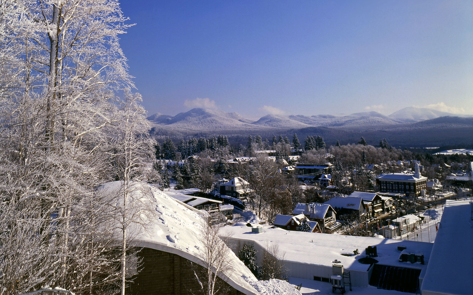 New York City Winter Getaways Lake Placid Olympic Complex