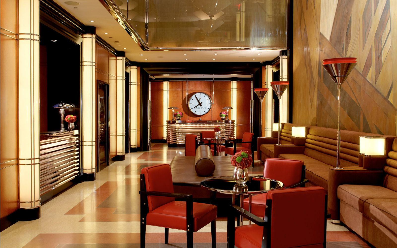 The best hotels in new york city travel leisure for Famous hotel in new york