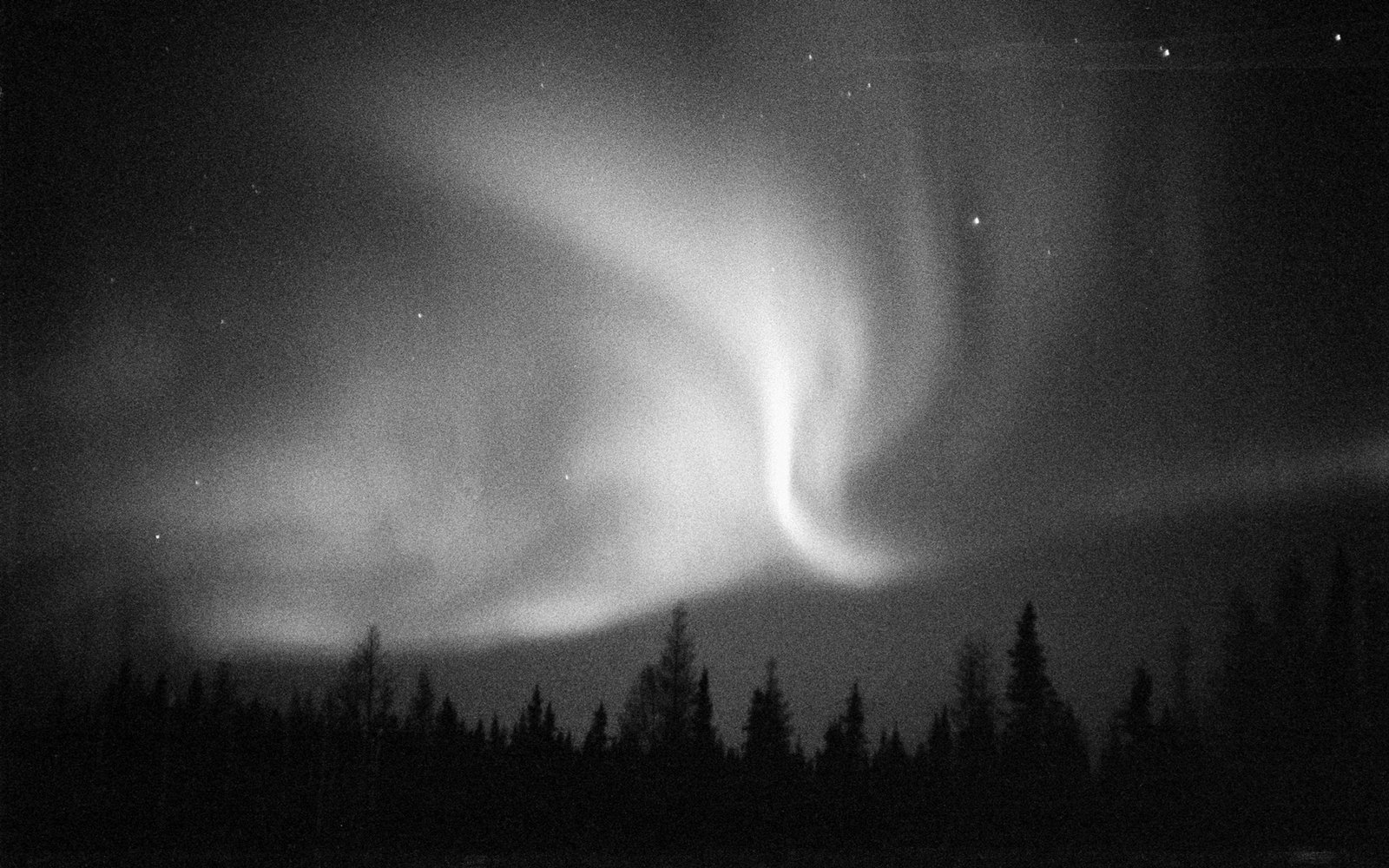 Vintage Color Photos of Nature's Greatest Light Show ...