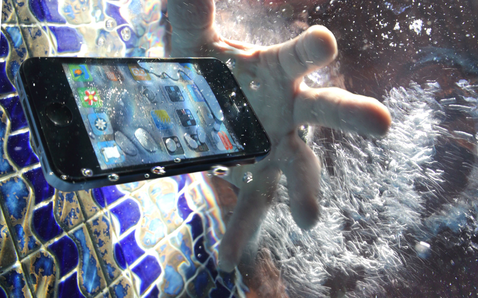 Will the next iPhone be waterproof?
