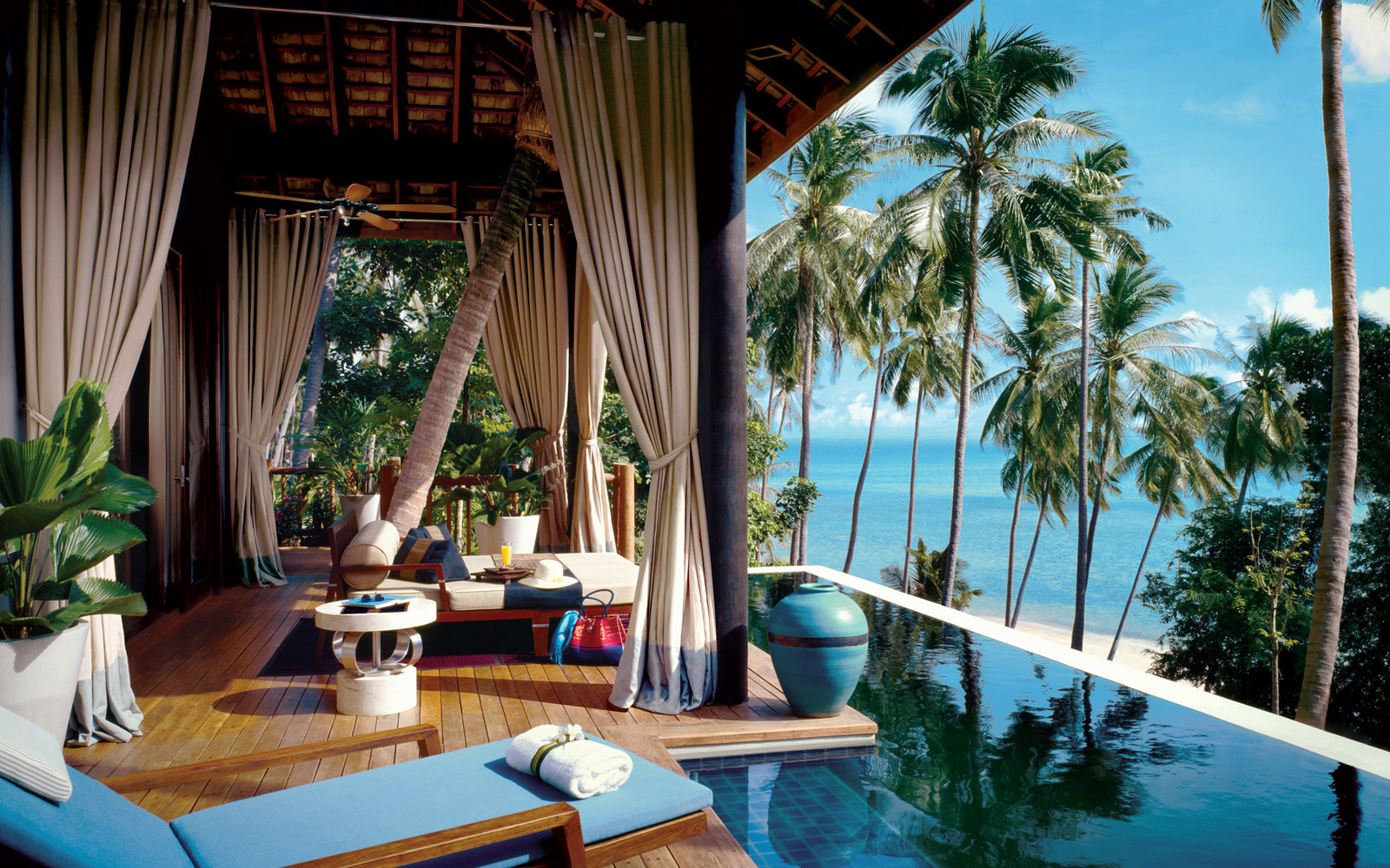 15. Four Seasons Resort Koh Samui
