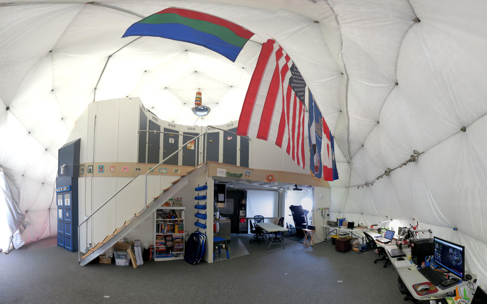 Simulating life on Mars, 6 scientists end Hawaii dome experiment