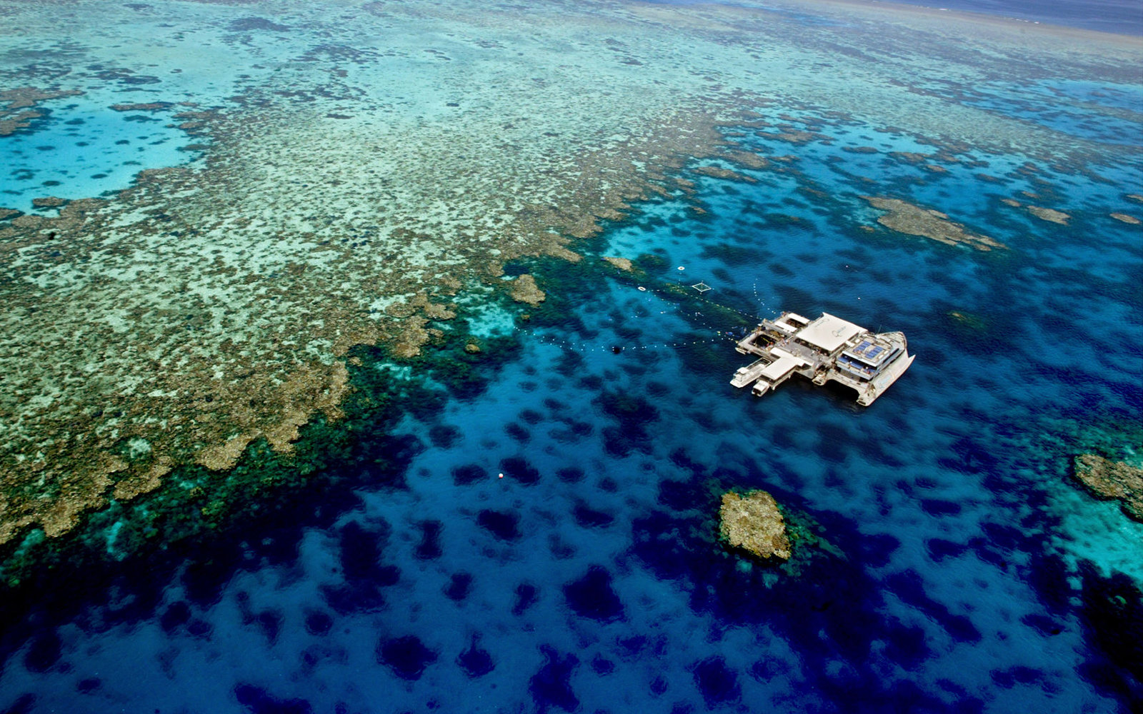 Scientists Have Discovered a Natural Gem Hidden by Australia's Great Barrier Reef | Travel   Leisure
