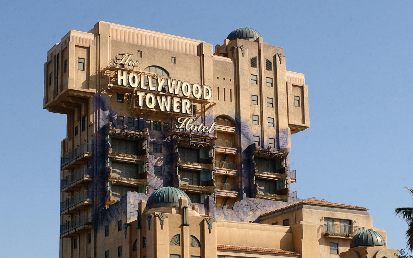 Disney's California Adventure Park will close Tower of Terror on January 2