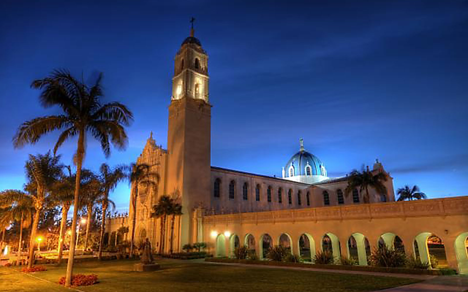 University of San Diego: San Diego - America's Most Beautiful College Campuses | Travel + Leisure