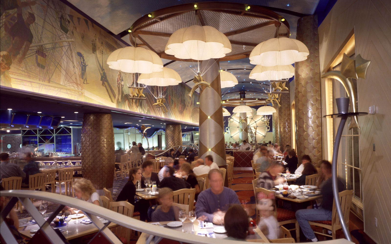 Flying fish caf disney s boardwalk best disney for Best fish restaurants