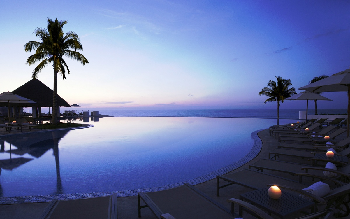 No 22 le blanc spa resort canc n travel leisure for Best spa vacations in us