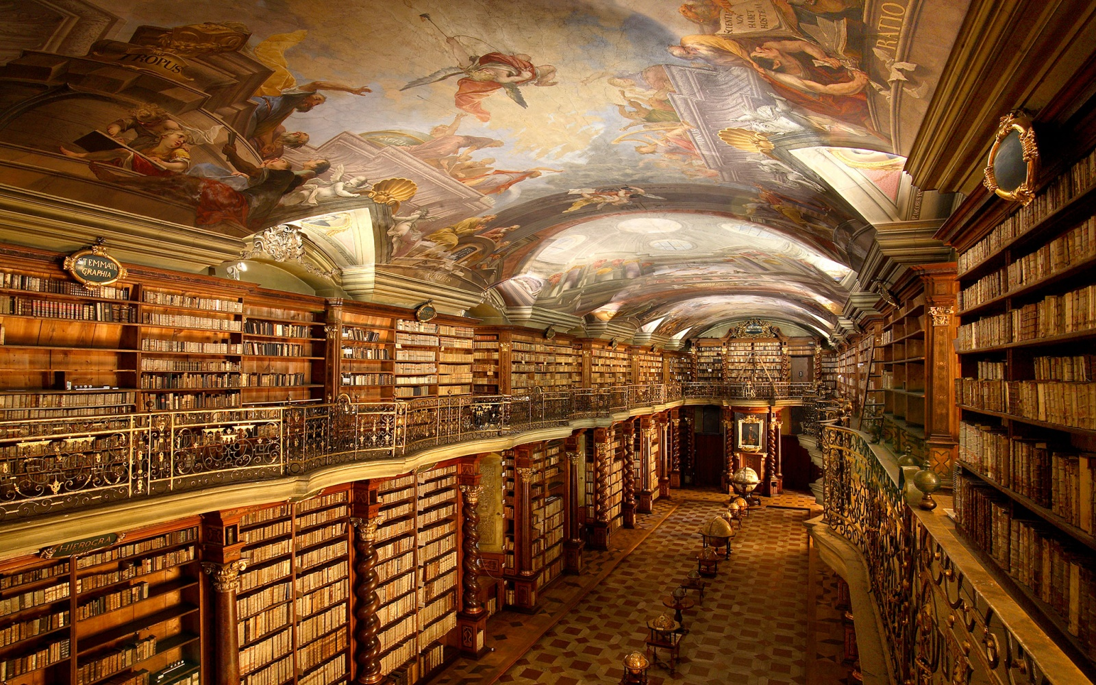 20 libraries so beautiful theyll bring out the bookworm