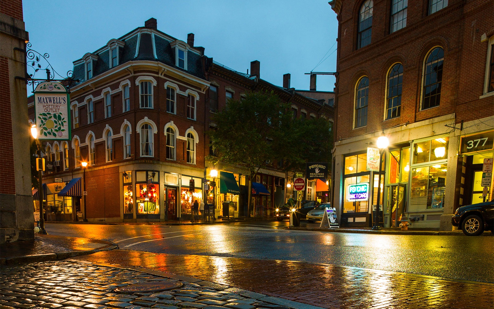Portland me travel leisure Best villages in america