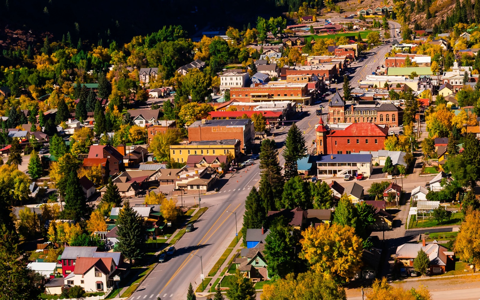 America s best towns for fall colors travel leisure Best villages in america