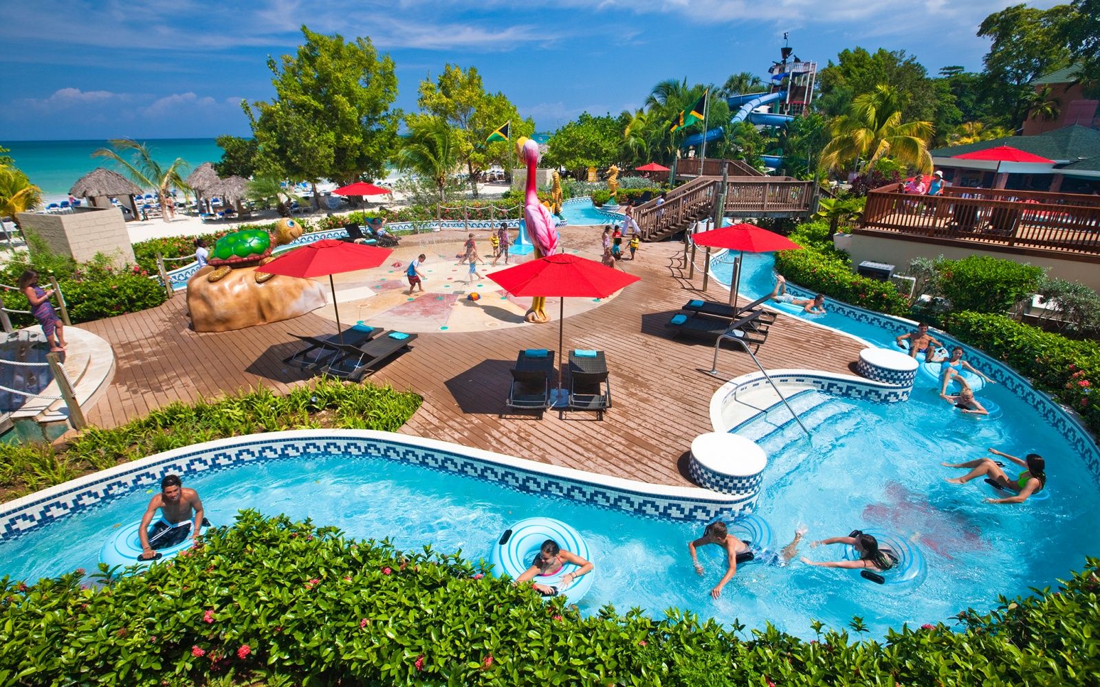 No. 17 Beaches Negril Resort & Spa, Jamaica - Best Family ...