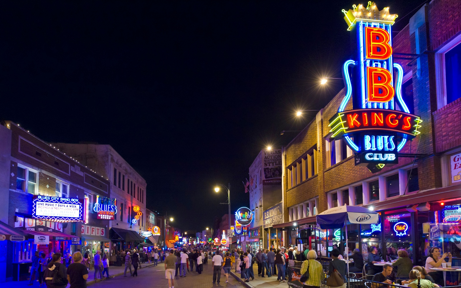 Nightlife in Memphis, TN