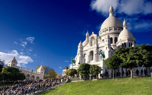 Sacré Coeur Basilica, Paris, France