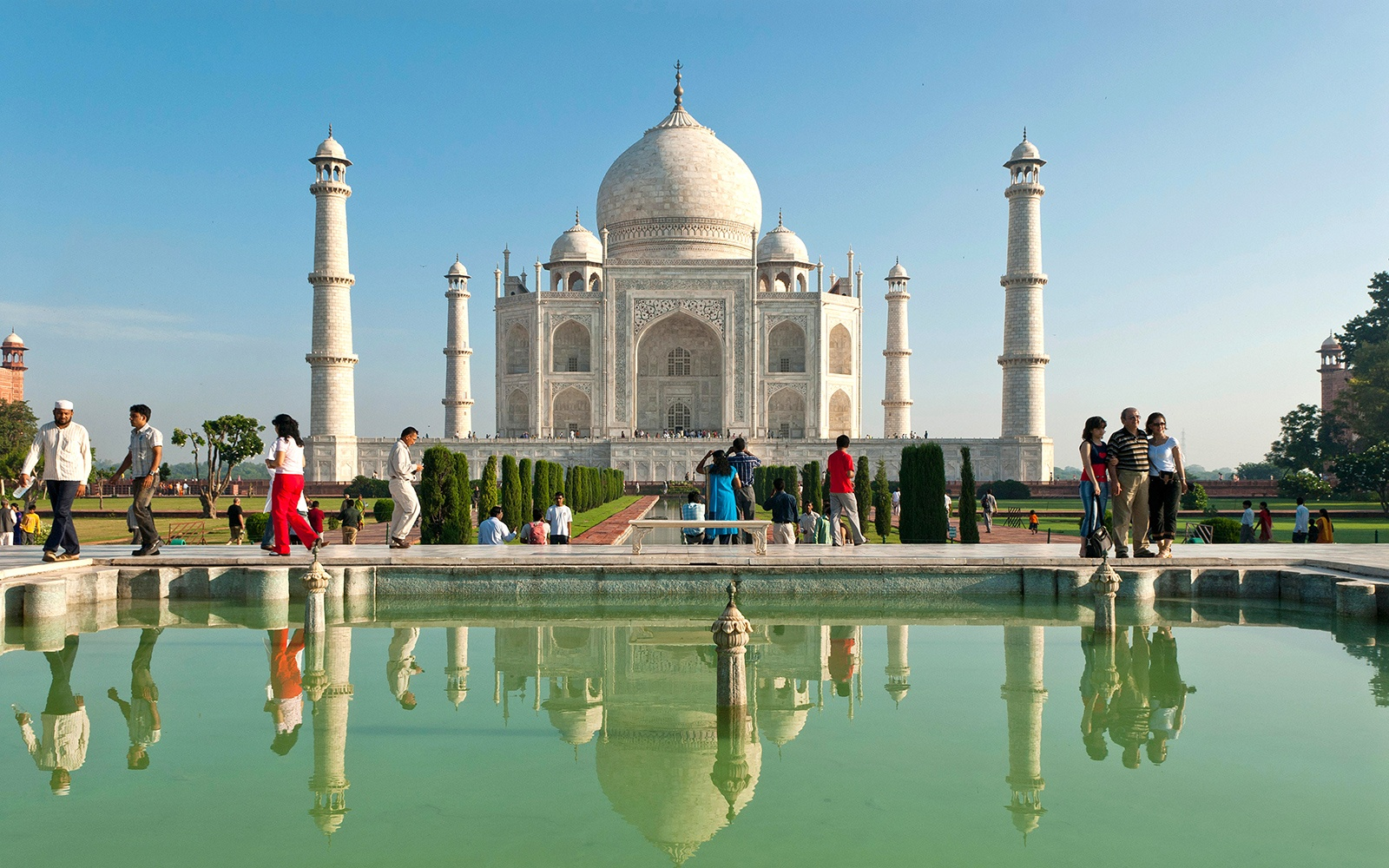 No 50 taj mahal agra india world s most visited for Vacation spots around the world