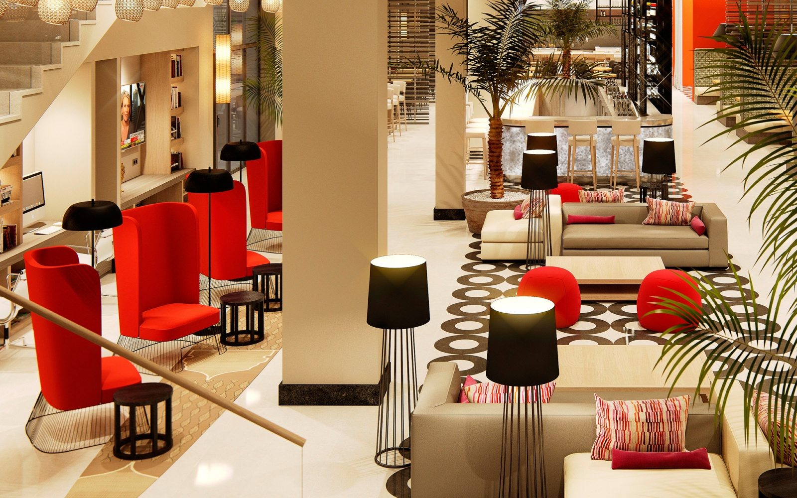 Marriott Port Au Prince Brings New Brand Of Tourism To