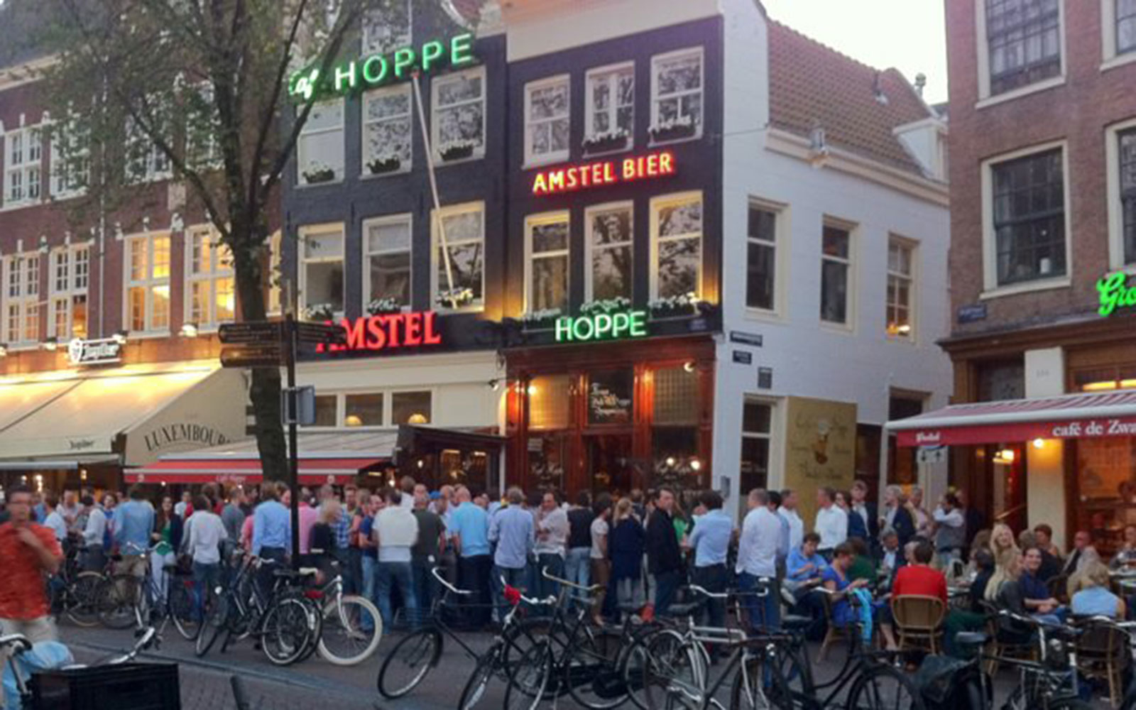 Best Cafes In Amsterdam