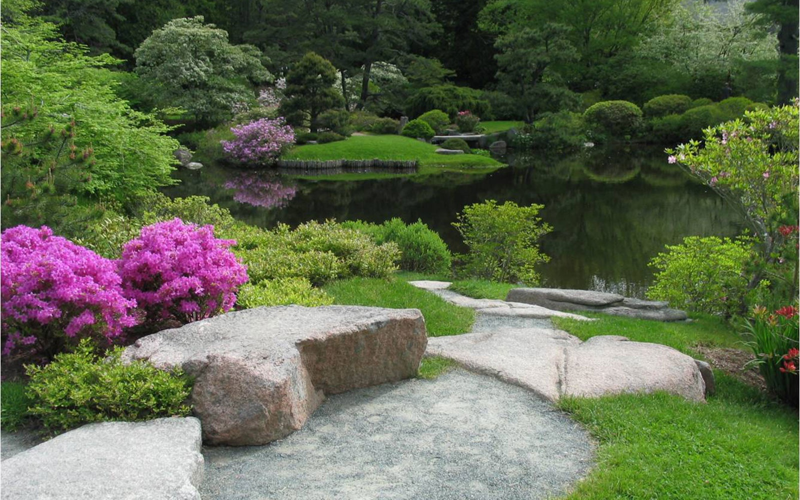 America 39 s most beautiful gardens travel leisure for Beautiful garden pictures of the world