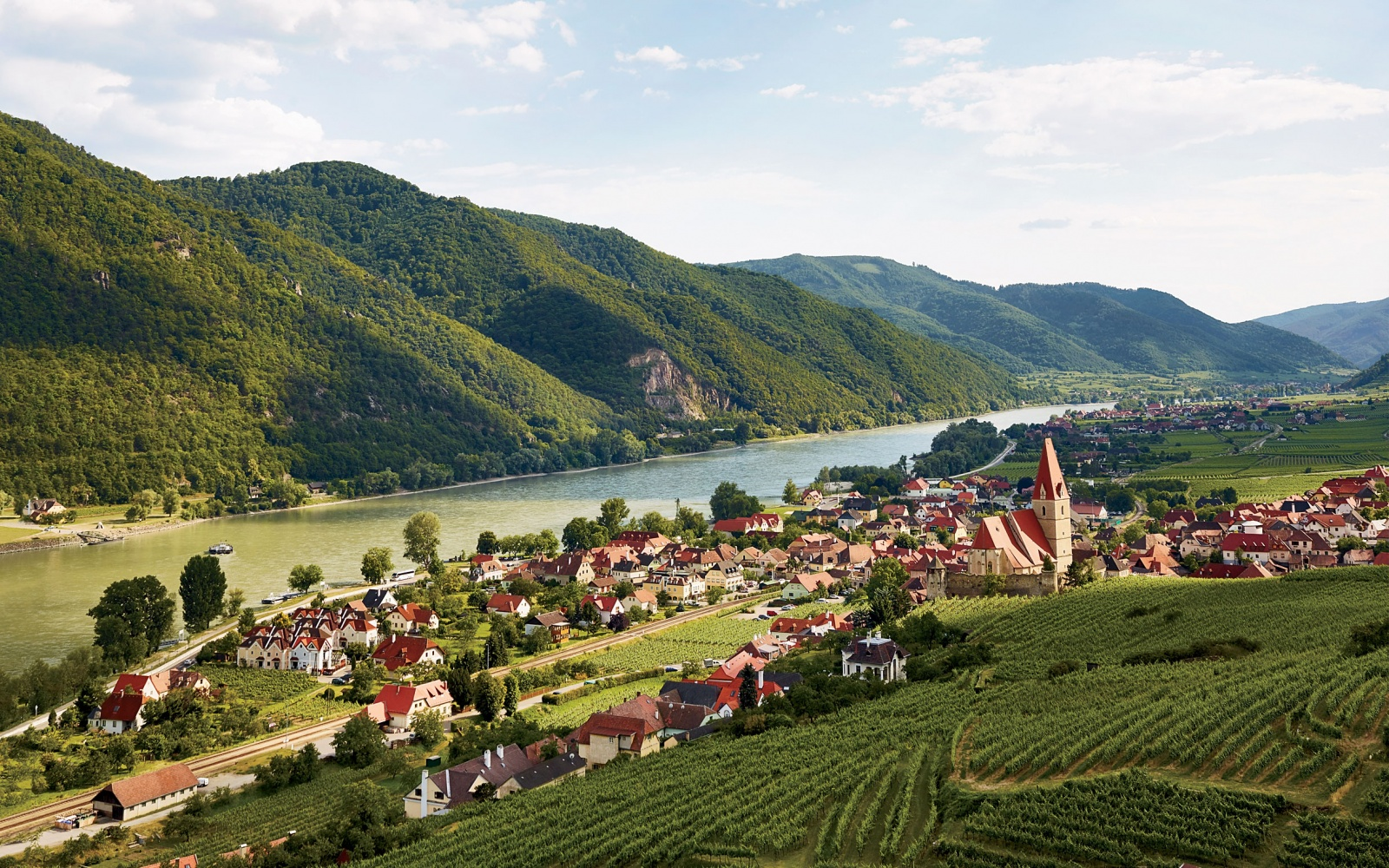 A Must Go For Wine Lovers Austria S Pristine Winemaking