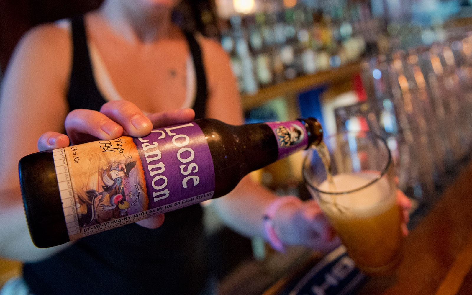 America 39 s best beer cities travel leisure for Craft beer tour london