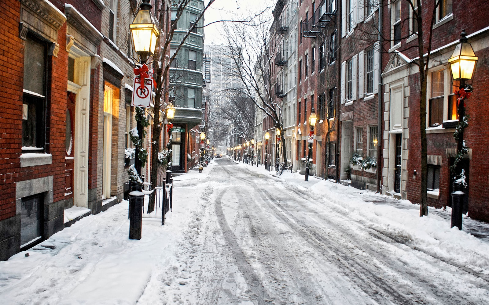 Boston Best Places To Spend Christmas Travel Leisure