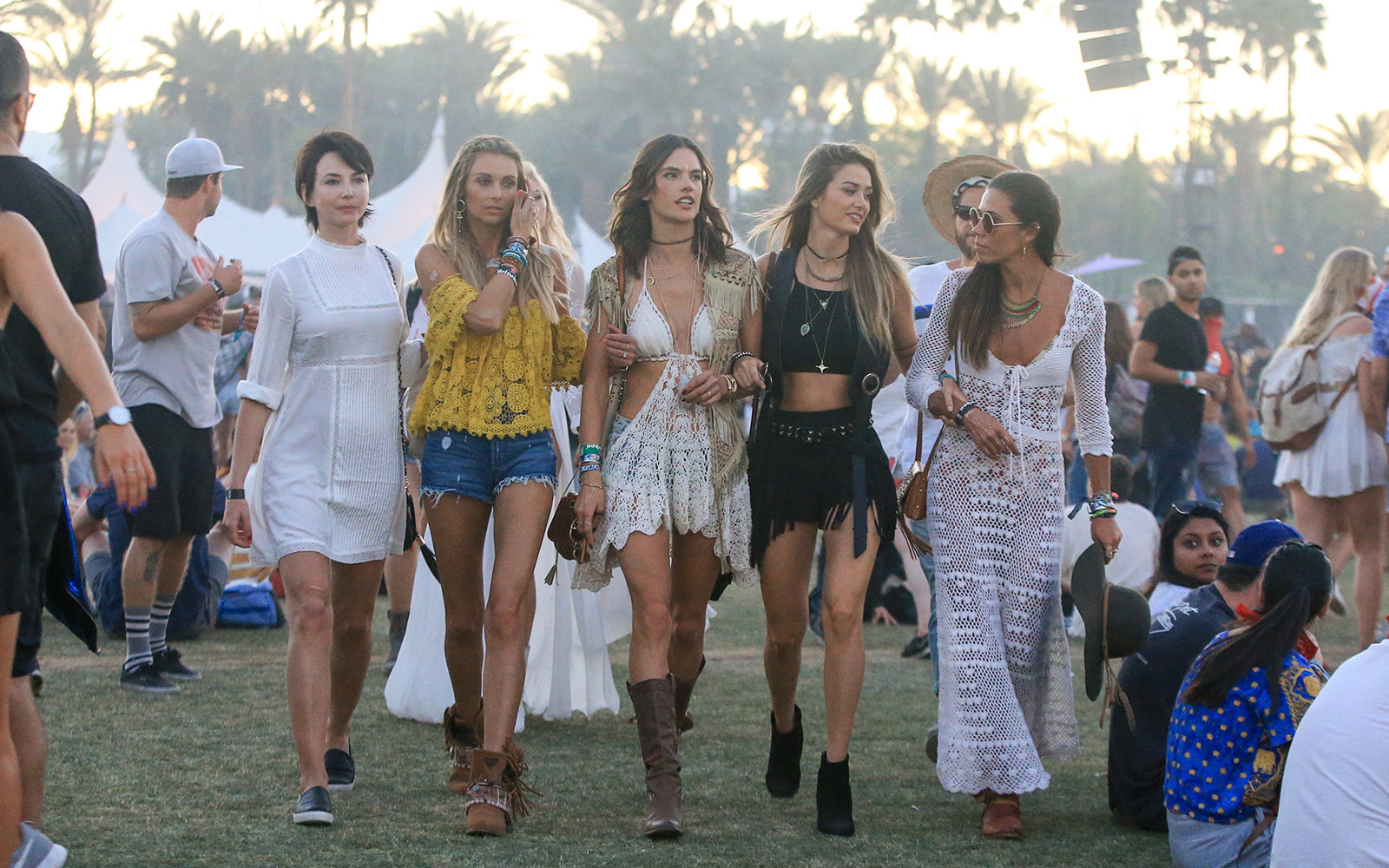 Celebrities at Coachella 2019 Photo Gallery