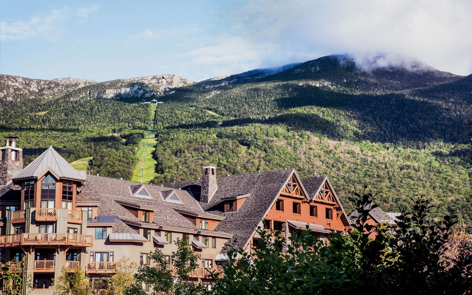 Vermont: Stowe Mountain Lodge, A Destination Hotel