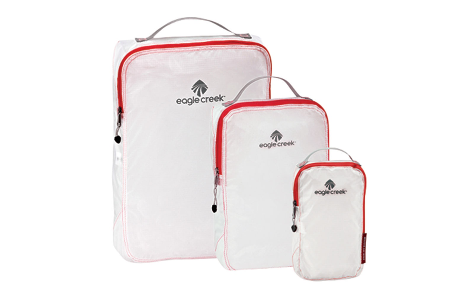 Eagle Creek suitcase packing bags