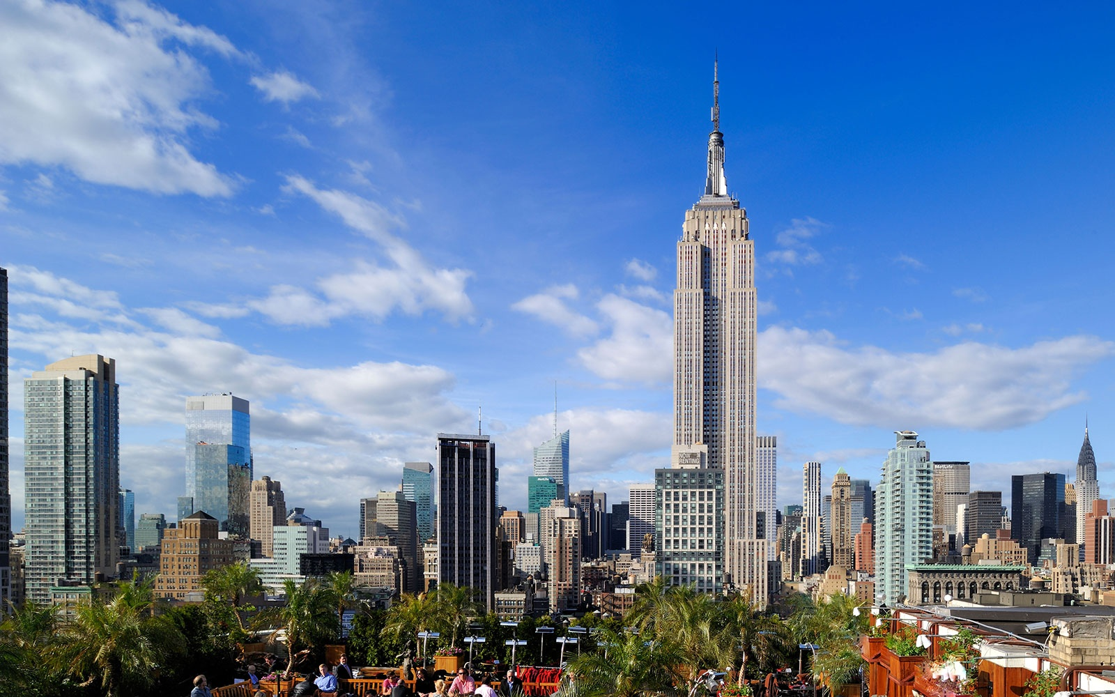 Empire State Building Quote: The Price Of Dining At New York's