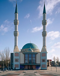 New European Mosques
