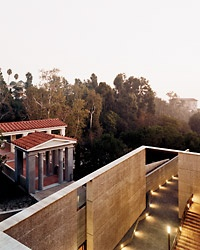 LA's Getty Villa