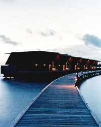 The Resorts of the Maldives